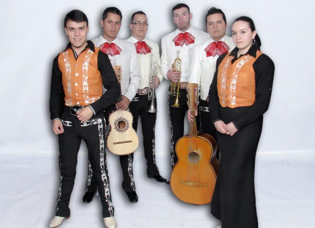Mariachi Trompetas de Mexico Bogota