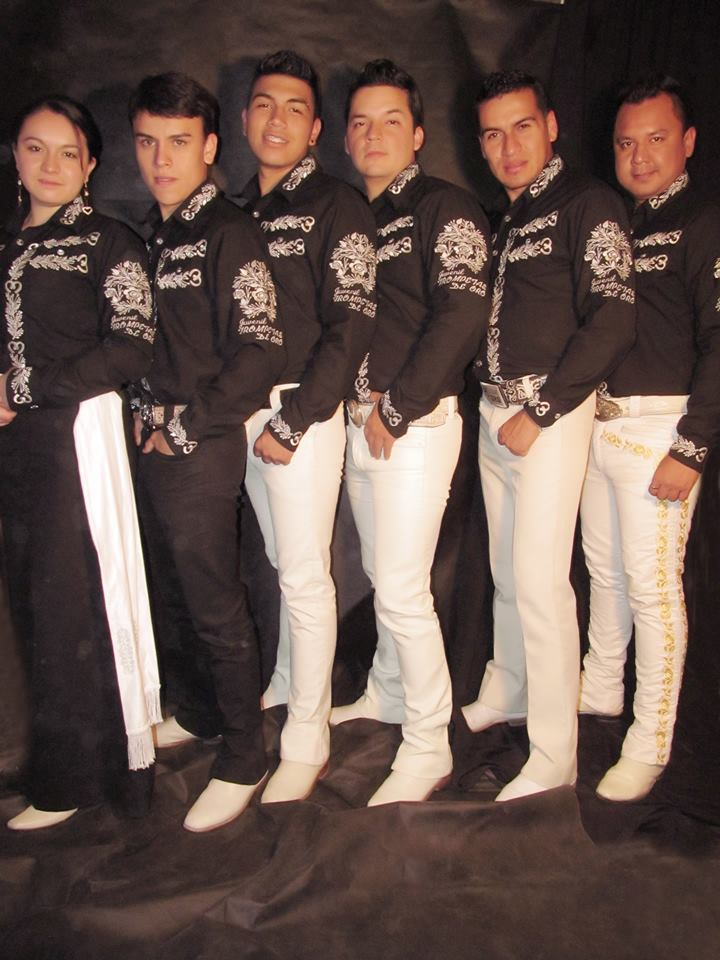 Mariachi Juvenil Trompetas de Mexico Bogota